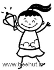 free stick person coloring pages - photo#21