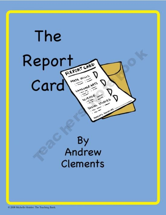 Best Report Cards Images On   School Report Card