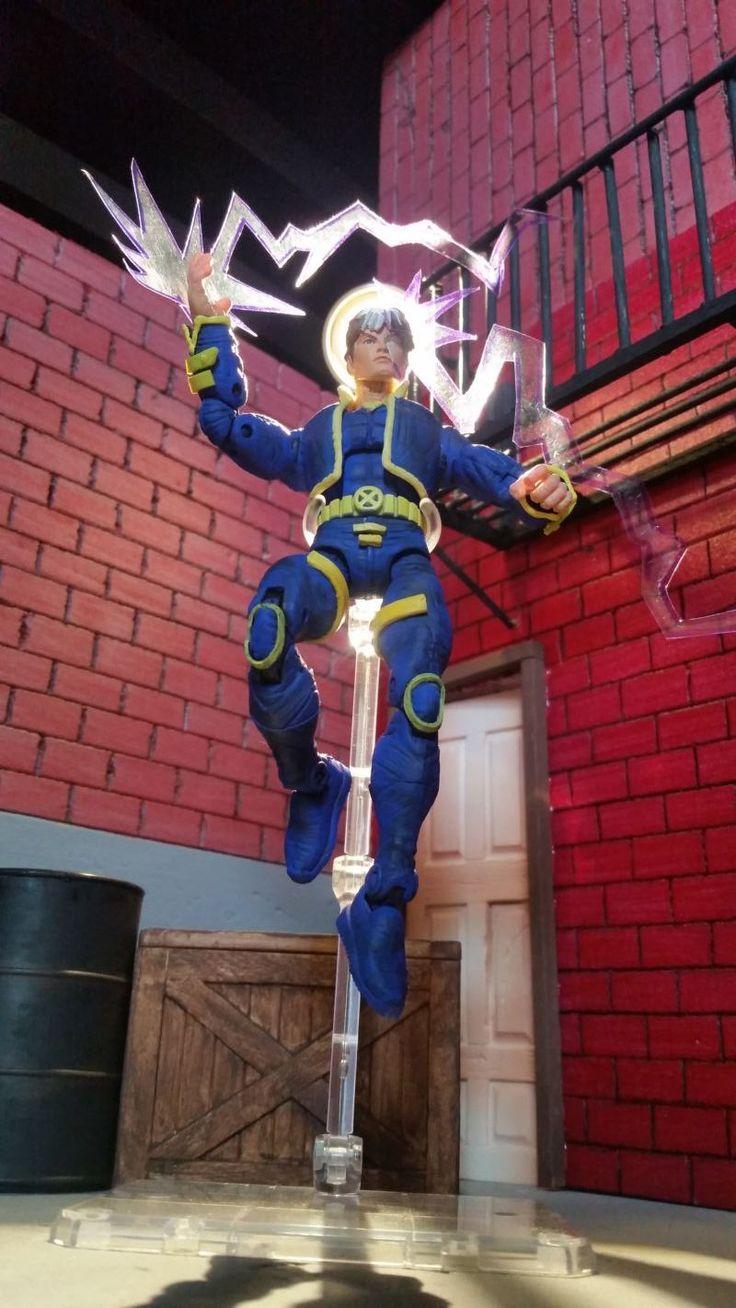 X-Man Nate Grey (Marvel Legends) Custom Action Figure