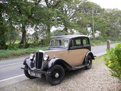 Morris Eight Series 1 Saloon (1935) on Car And Classic UK [C381272]