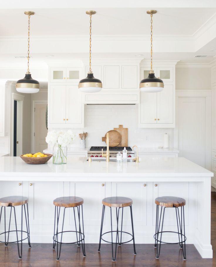 A Real Life E Design White Kitchen Design Kitchen Renovation Kitchen Remodel