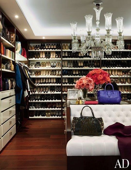 17 Best Ideas About Beautiful Closets On Pinterest