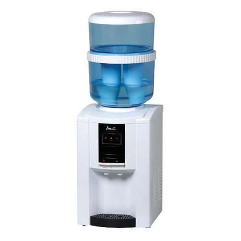avanti countertop water dispenser with zero water filters avanti countertop water dispenser with push button faucets for hot u0026 cold water comes complete - Countertop Water Dispenser