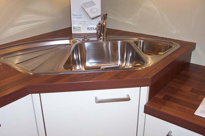 20 Best Corner Kitchen Sink Designs For 2021 Pros Cons Decor Home Ideas Corner Sink Kitchen Kitchen Sink Remodel Kitchen Sink Design