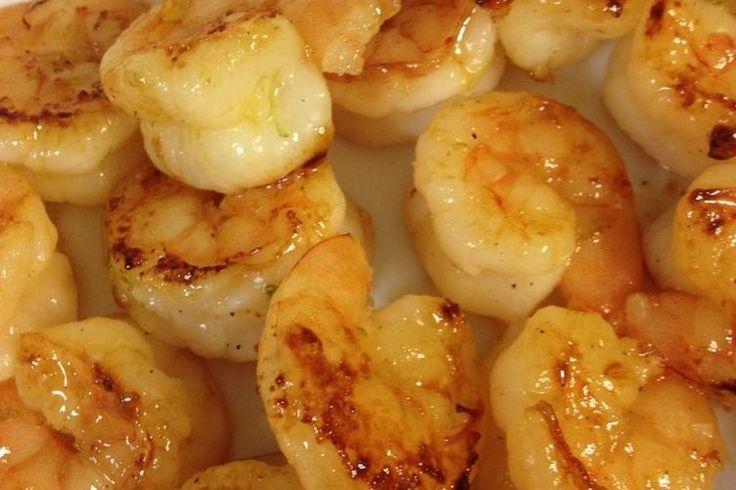 Honey Lime Shrimp recipe on Food52