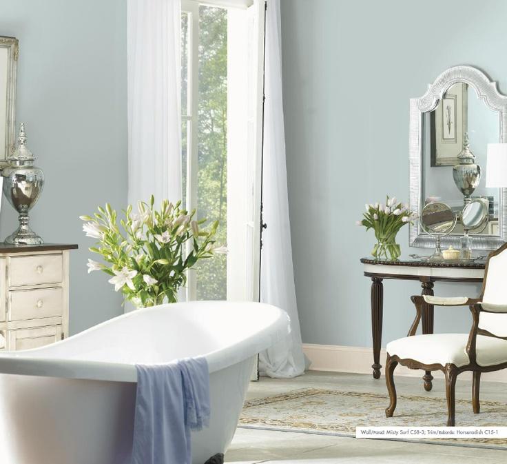 Colors For Master Bathroom: Pinterest