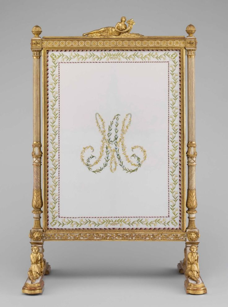 Le mobilier du MET (New York)