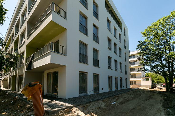 dobra pogoda sprzyja postępowi prac http://www.budimex-nieruchomosci.pl/poznan-osiedle-na-smolnej-3/