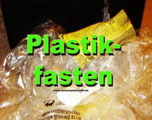 Plastikfasten ....und so klappt es. Aber wie bei jeder Diät ist es gar nicht so…