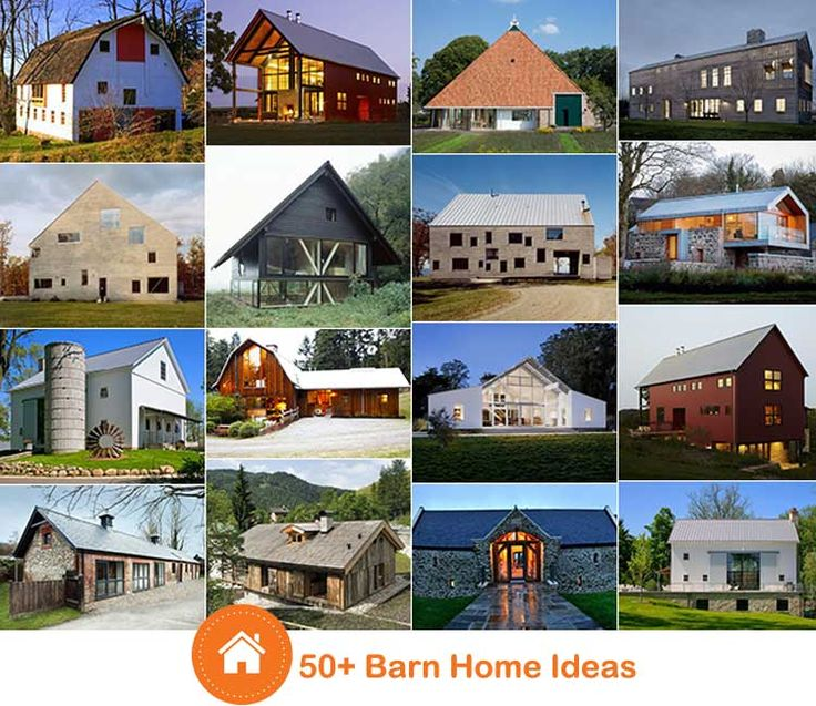 If you want to find some great ideas for barn home restoration, remodeling and construction, you are in the right place. Even if a barn may seem rather lar