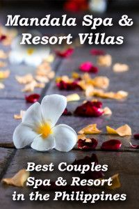 mandala spa and resort villas philippines