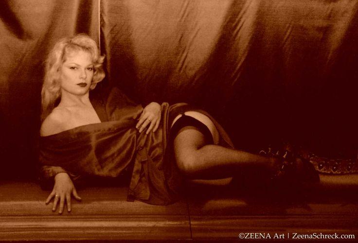 Zeena Schreck [Cute little devil isn't she?]