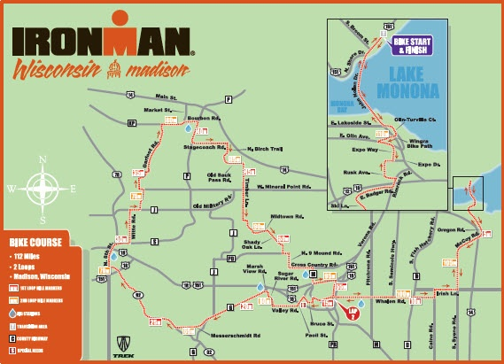 Bike Course | Ironman Wisconsin