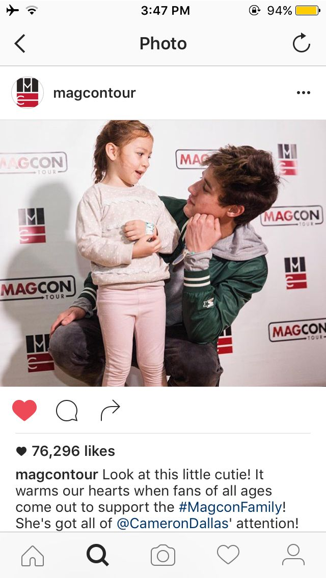 I Can't Wait For Cameron Dallas To Be My Daddy! ;) <3 #Blessed