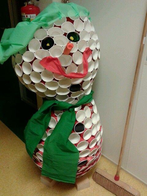 Sneeuwpop?