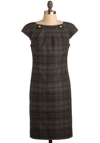 'Latin Teacher Dress' on modcloth.com. Don't judge me me but I find this kinda cute.......and why it gotta be Latin?!