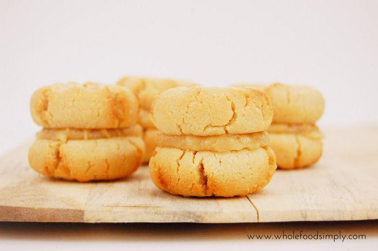 YoYos.  So easy and delicious!  Free form gluten, grains, dairy eggs and refined sugar.  Enjoy!