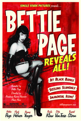 Mark your calenders!   #CedarLee  #Cleveland #BettiePage Tugg - Bettie Page Reveals All! in Cleveland Heights, OH on Thursday, April 10, 7:30PM