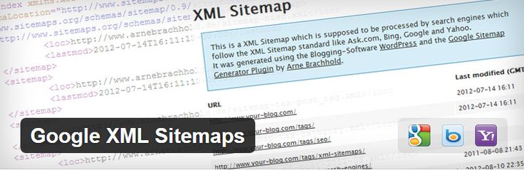 Google XML Sitemaps -   This plugin will generate a special XML sitemap which will help search engines to better index your blog.
