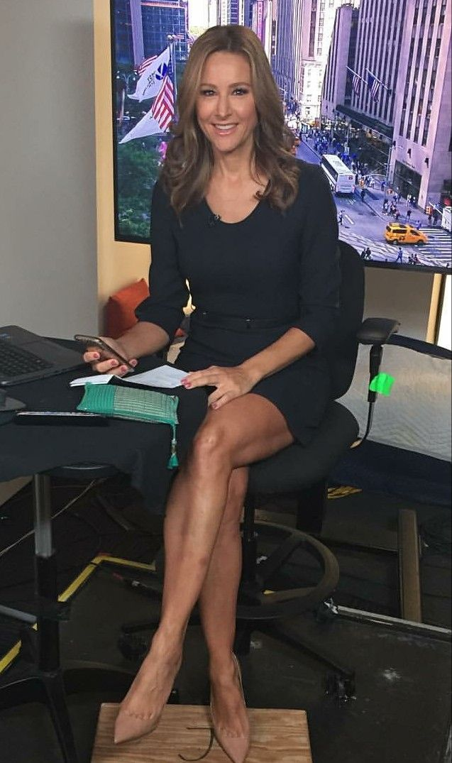 Lea Gabrielle The Beautiful Women Of Fox News In 2019