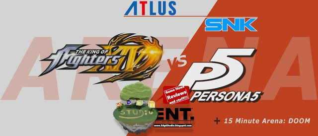 From the source: King of Fighters XIV + KOF vs Persona? + 15 Minutes of DOOM!  Click the link and enjoy!  #SdgtEnt   #KingOfFightersXIV   #Persona5   #KingOfFightersVsPersona   #DOOM   #GamePlay   #HorrorGame   #15MinuteArena