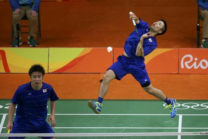 Hayakawa Endo badminton Rio
