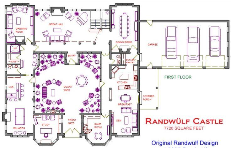 Harlech Castle Floor Plan CastleHarlech