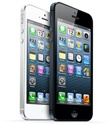 Apple - iPhone 5 - Nuestro iPhone más fino, ligero y rápido.
