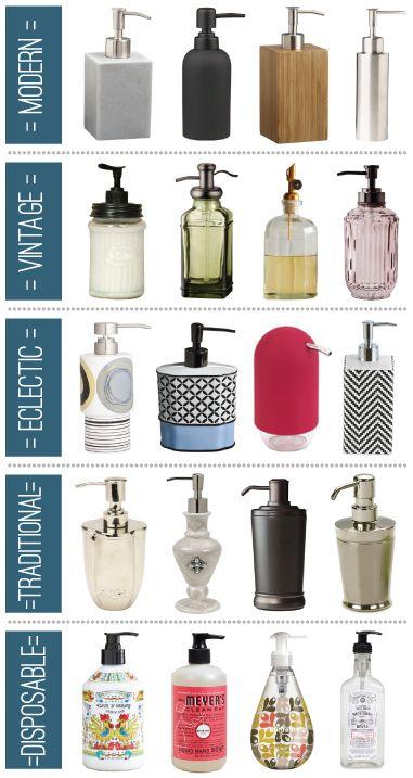 Soap Dispenser Round Up