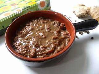 Een recept voor slagers kruidenmix voor rundvlees en een lekkere traditionele stoof daarmee.