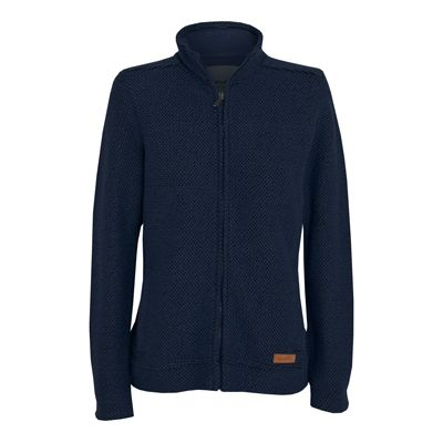 Grayling Full Zip Macaroni Sweatshirt A dependable full zip macaroni jacket. Iconic textured fabric which washes well and doesn't need ironing. Features cotton lined cuffs so they can be turned up, and handy side pockets. Easy to throw on with any casual outfit.