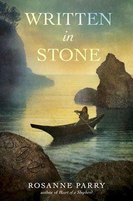 Written in Stone by Rosanne Parry