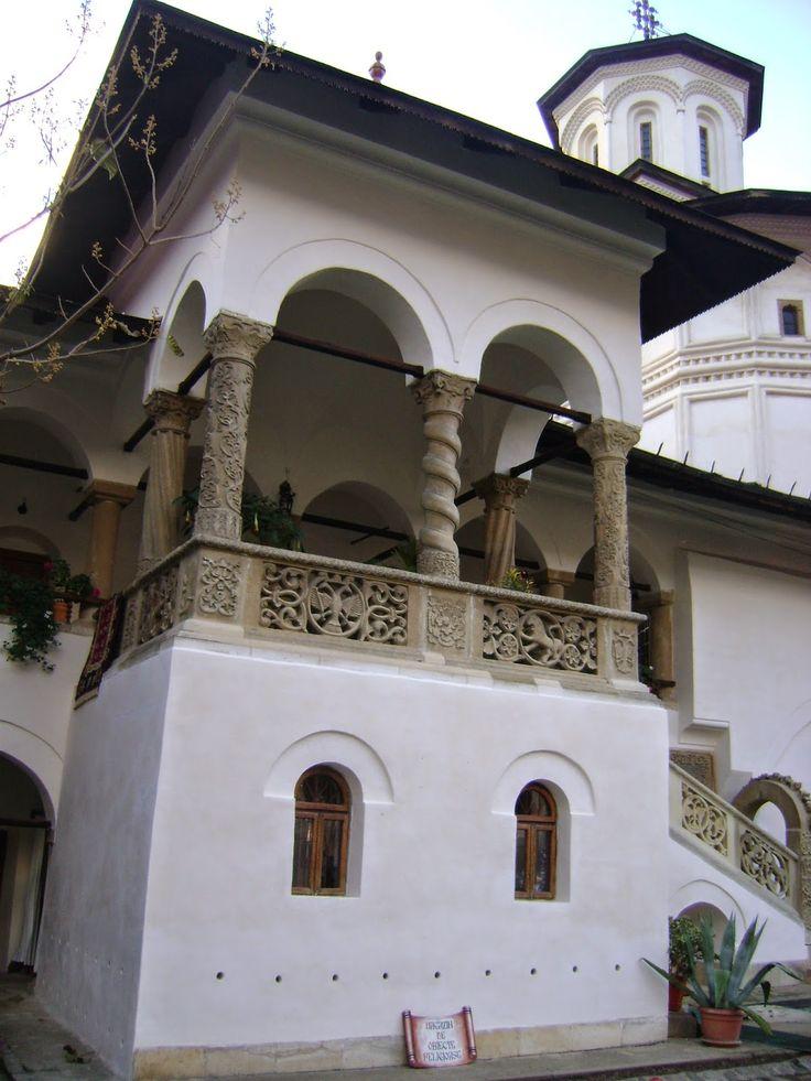 Mănăstirea Hurezi (Horezu), județul Vâlcea - Hurezi Monastery, Vâlcea county