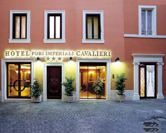 Now £69 (Was £̶8̶4̶) on TripAdvisor: Hotel Fori Imperiali Cavalieri, Rome. See 384 traveller reviews, 358 candid photos, and great deals for Hotel Fori Imperiali Cavalieri, ranked #102 of 1,271 hotels in Rome and rated 4 of 5 at TripAdvisor. Prices are calculated as of 19/02/2018 based on a check-in date of 04/03/2018.
