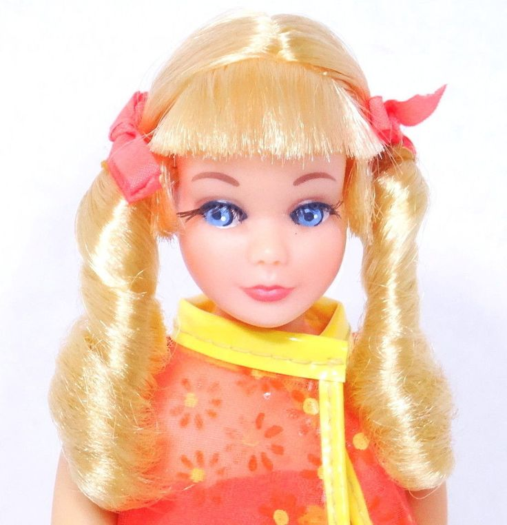 309 Best Vintage Skipper Doll Amp Friends Images On Pinterest