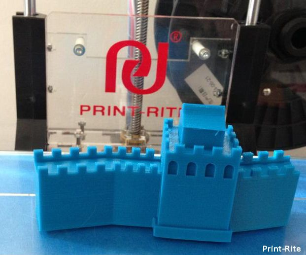 3D printing – What can I make? - The Great Wall Of China