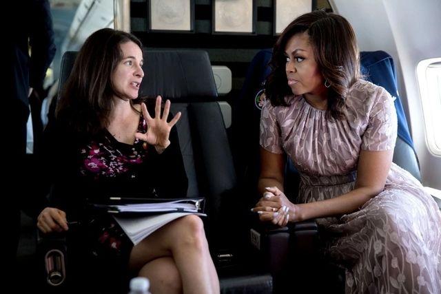 Qui est la plume de Michelle Obama?