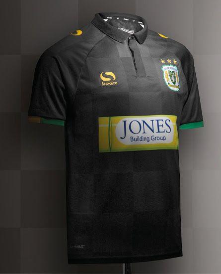 Yeovil Town 17-18 Home & Away Kits Released - Footy Headlines