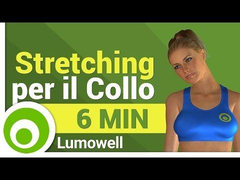 Stretching per il Collo - Esercizi per Eliminare il Dolore Cervicale e Ridurre Mal di Testa e Stress - YouTube
