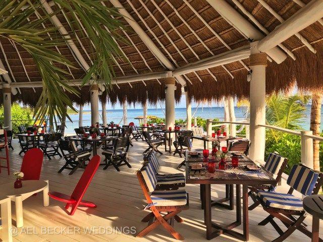 Mistura Xpuha restaurant at Hotel Esencia. Riviera Maya, Mexico. Ael Becker Weddings, travel blogger
