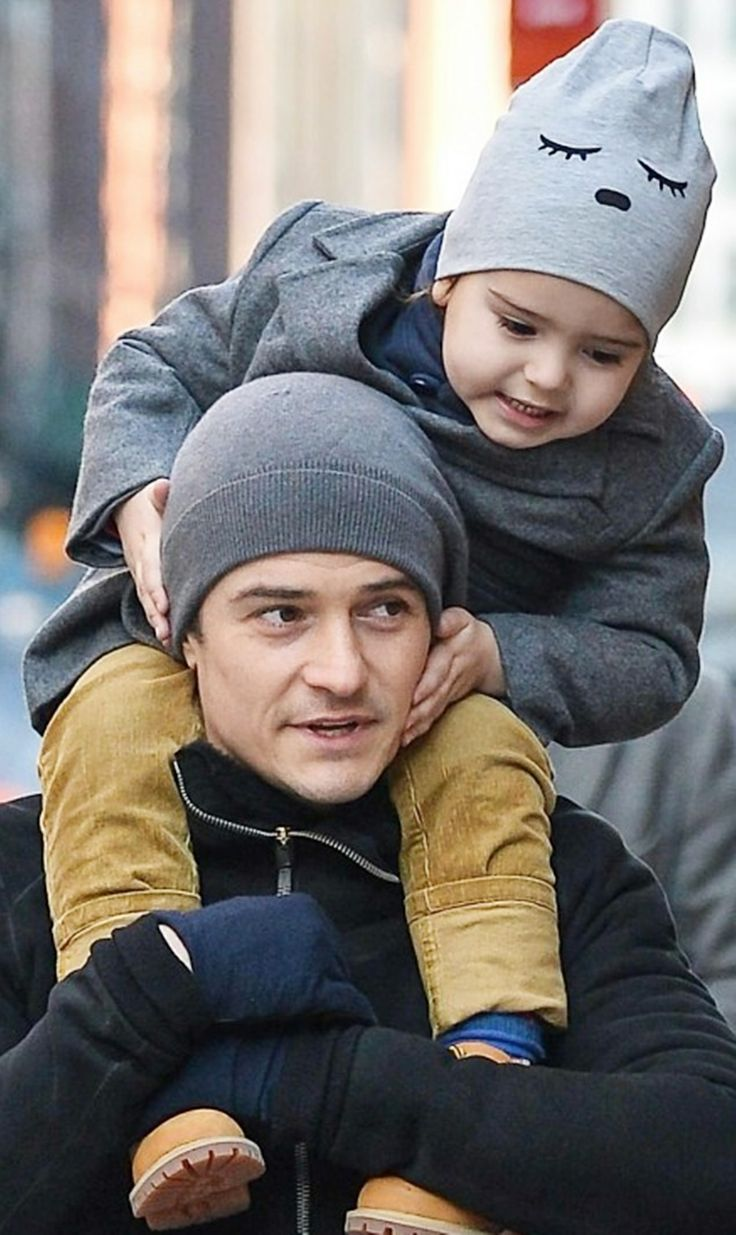 Orlando Bloom Posts Photo With Flynn | Celebrity Baby Scoop