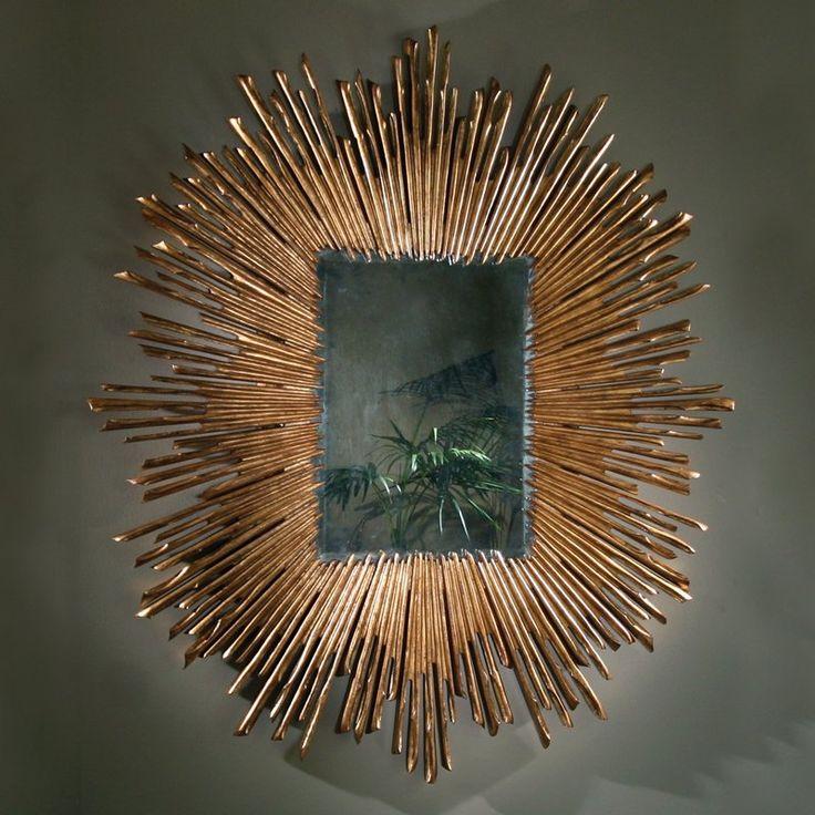 Soleil Accent Mirror