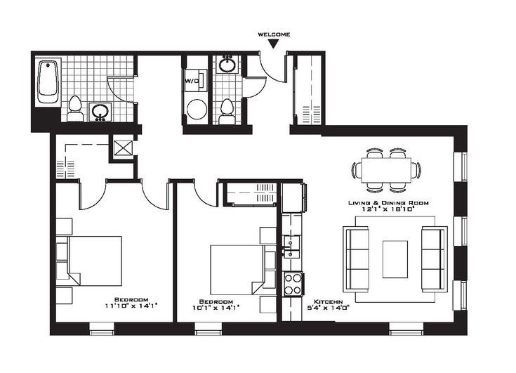 floor plans on pinterest one bedroom small cabins and cabin plans