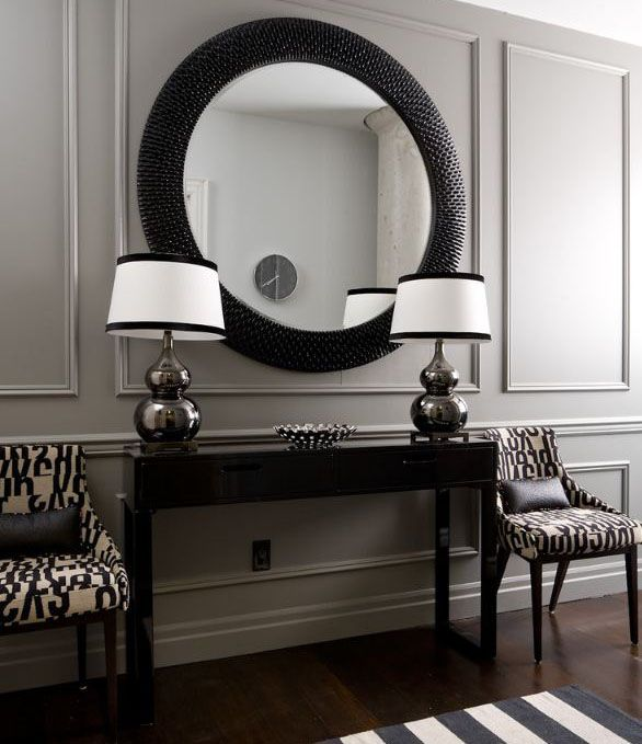 35 best home images on Pinterest Mirrors Console tables and Homes