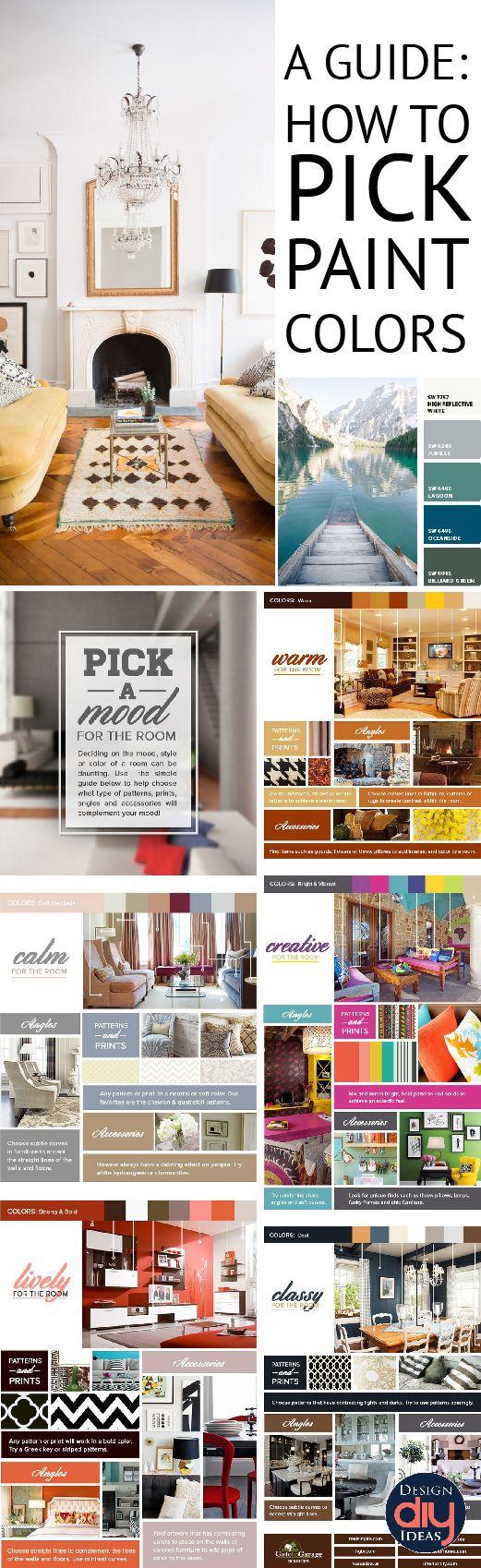paint colors on pinterest interior paint colors best paint colors. Black Bedroom Furniture Sets. Home Design Ideas