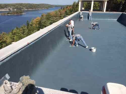 Hiring a Pool Construction Company