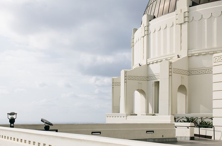Griffith Observatory - Los Angeles - Cereal