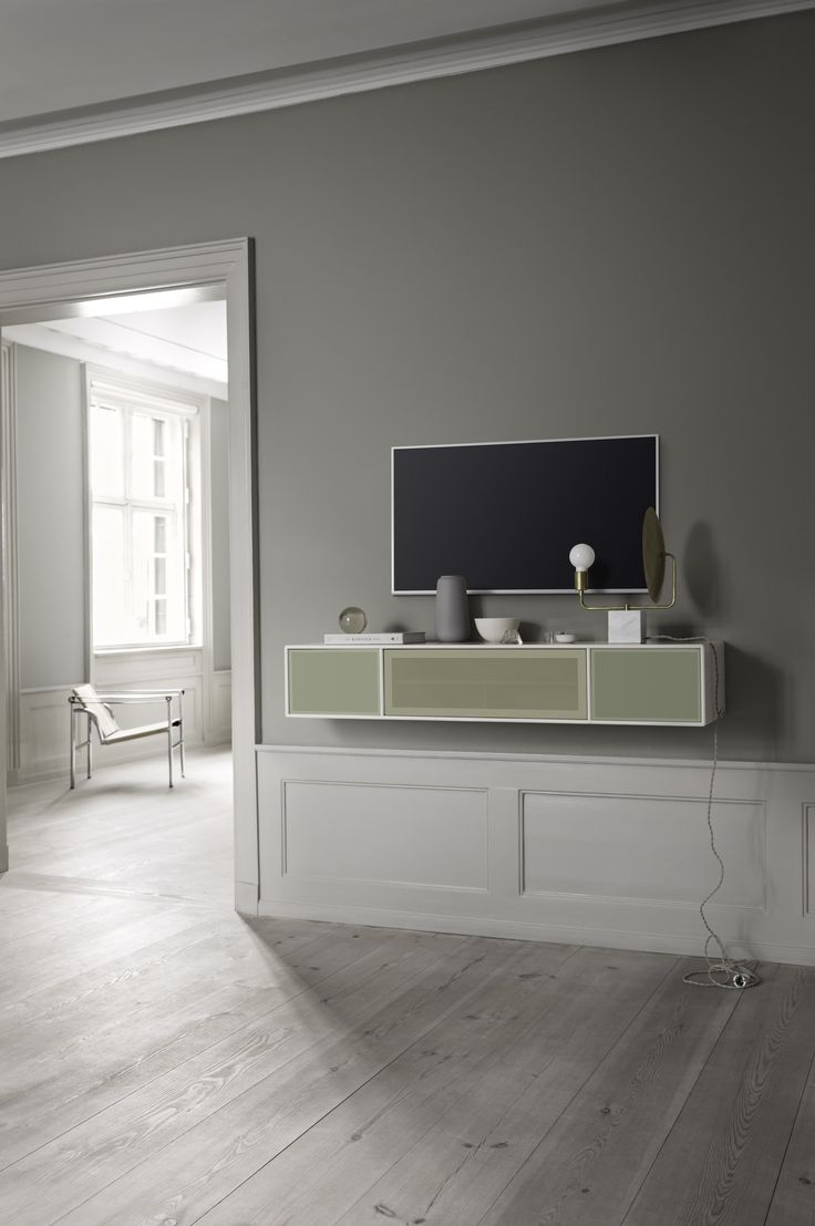 SOUND SECTION 2 - TV and HiFi cabinet.