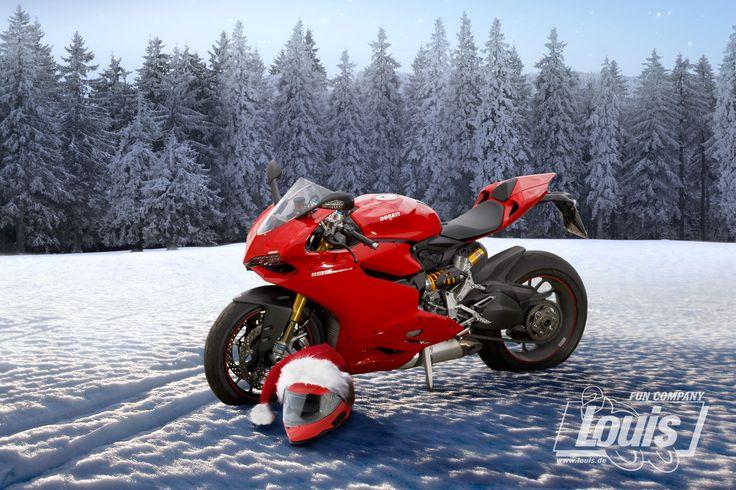 Winter wonderland... #Motorrad #Motorcycle #Motorbike #louis #detlevlouis #louismotorrad #detlev #louis #ducati #1199panigale #snow #winter