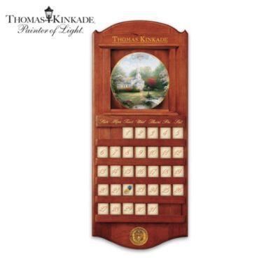 Thomas Kinkade  Simpler Times  Perpetual Calendar  sc 1 st  Pinterest & 279 best Decorative Plates images on Pinterest | Decorative plates ...